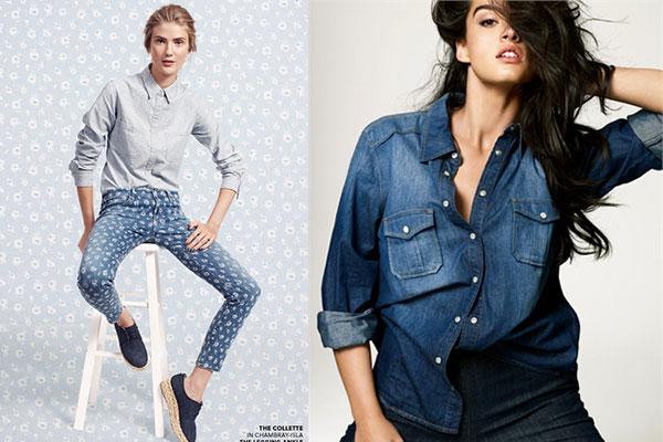 Jeans e Jeans - Como usar?