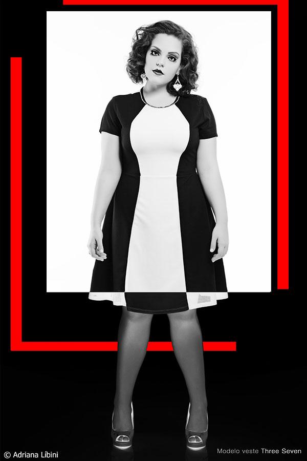 Editoral Mono Doll traz tendências de moda plus size