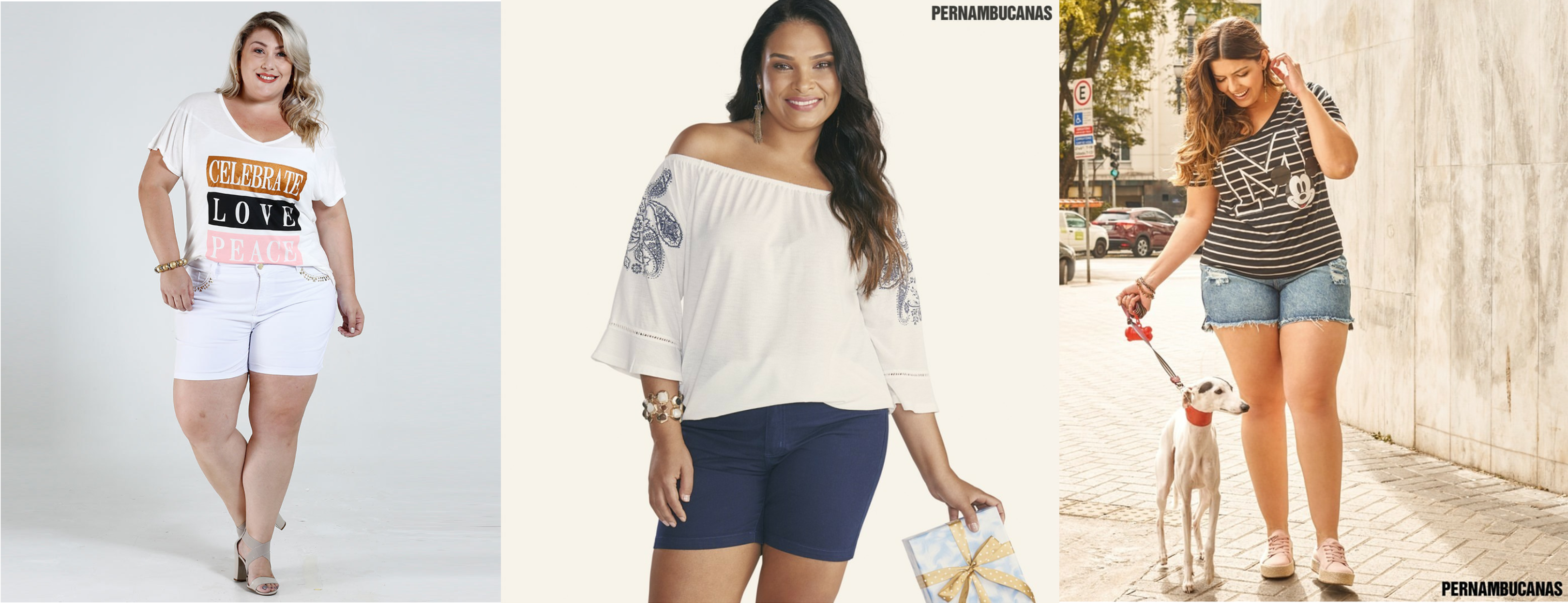 Dica: Comprando looks plus size de final de ano no shopping 3